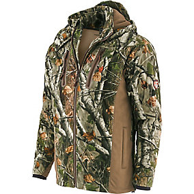 HuntGuard® Reflextec Big Game Camo Hunting Jacket