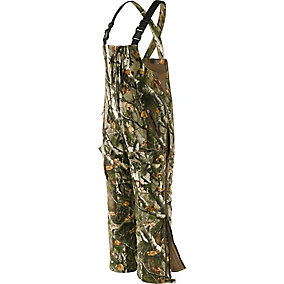 HuntGuard® Reflextec Big Game Camo Hunting Bibs