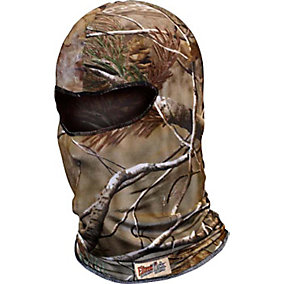 Elimitick Stretch Flex Realtree Hunting Facemask
