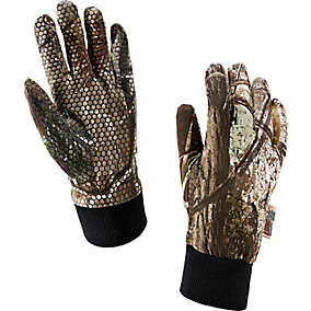 Elimitick Realtree Camo Hunting Glove