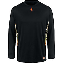 HuntGuard® Nanotec Base Layer Long Sleeve T-Shirt at Legendary Whitetails