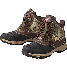 Ladies Realtree Camo Denver Workwear Hikers at Legendary Whitetails