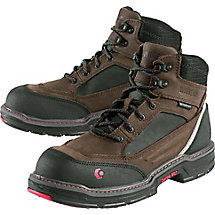 "Mens Wolverine® Overman Composite Toe 6"" Work Boot at Legendary Whitetails"