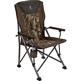 Champion Heavy Duty Camo Camp Chair