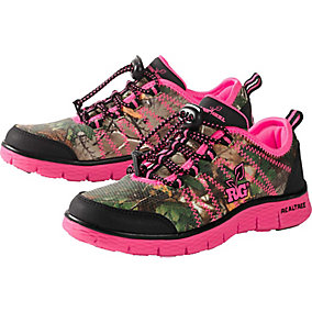 Girls Realtree Camo Miss Eagle Athletic Shoes