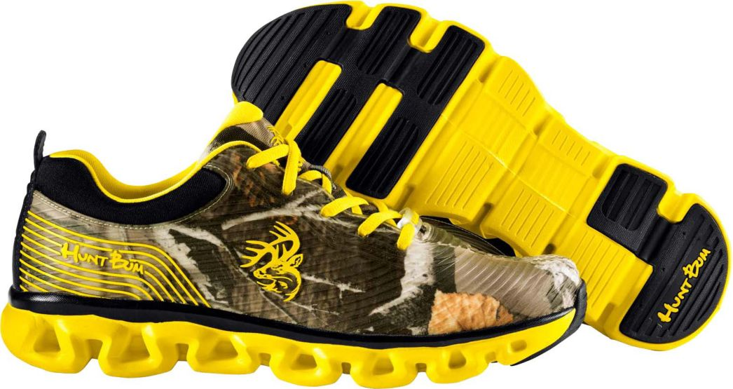 s hunt bum big camo athletic shoe legendary