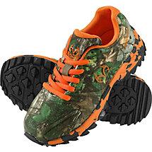 Boys Cobra Jr II Realtree Camo Trail Shoe at Legendary Whitetails