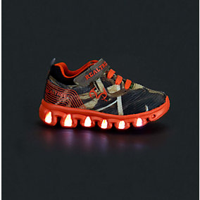 Infant & Toddler Camo Lil Firefly Light-Up Shoes