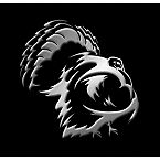Shadow Gobbler Turkey Truck Window Decal at Legendary Whitetails