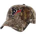 Houston Texans Realtree Camo Clean Up Cap at Legendary Whitetails