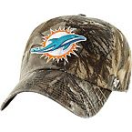 Miami Dolphins Realtree Camo Clean Up Cap at Legendary Whitetails