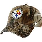 Pittsburgh Steelers Realtree Camo Clean Up Cap at Legendary Whitetails