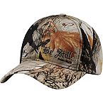 Men's God's Country Camo Adjustable Be Still Cap at Legendary Whitetails