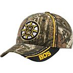 Boston Bruins Mossy Oak Camo NHL Slash Cap at Legendary Whitetails