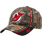 New Jersey Devils Mossy Oak Camo NHL Slash Cap at Legendary Whitetails