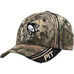 Pittsburgh Penguins Mossy Oak Camo NHL Slash Cap at Legendary Whitetails
