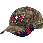 Washington Capitals Mossy Oak Camo NHL Slash Cap at Legendary Whitetails