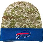 Buffalo Bills NFL Camo Knit Hat at Legendary Whitetails