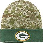 Men's New Era Camo NFL® Knit Hat at Legendary Whitetails