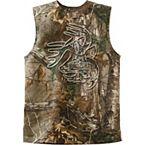 Men's Realtree Sleeveless Sniper T-Shirt at Legendary Whitetails