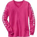 Women's Cotton Non-Typical Long Sleeve T-Shirt at Legendary Whitetails