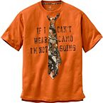 Men's I'm Not Going Short Sleeve T-Shirt at Legendary Whitetails