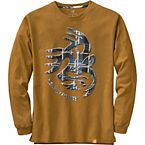 Men's Signature Series Long Sleeve T-Shirt at Legendary Whitetails