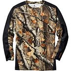 Men's Ridge Hunter Performance Camo T-Shirt at Legendary Whitetails