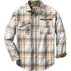 Men's Realtree Ridgeline Utility Long Sleeve Shirt at Legendary Whitetails