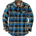 Men's Plaid Buck Camp Flannels at Legendary Whitetails