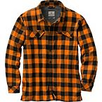 Men's Trailblazer Thermal Lined Flannel Shirt at Legendary Whitetails
