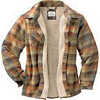 Women's Open Country Plaid Shirt Jacket at Legendary Whitetails