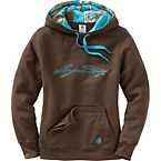Women's Heartbeat Realtree Camo Hoodie at Legendary Whitetails