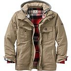 Men's Oakridge Vintage Washed Canvas Jacket at Legendary Whitetails