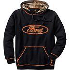 Men's Trucked Up Realtree Camo Ford Hoodie at Legendary Whitetails