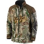Men's Long Sleeve Camo Trail-Tek Full Zip Jacket at Legendary Whitetails