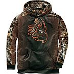 Men's Chain Link Big Game Camo Buck Hoodie at Legendary Whitetails