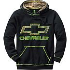 Men's Trucked Up Realtree Camo Chevy Hoodie at Legendary Whitetails