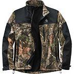 Men's Camo Hurricane Softshell Jacket at Legendary Whitetails