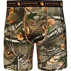 HuntGuard® Nanotec Big Game Camo Boxer Briefs at Legendary Whitetails