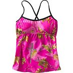 God's Country Eve Camo Crossback Tankini at Legendary Whitetails