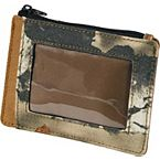 Men's Front Pocket Wallet with Money Zip at Legendary Whitetails
