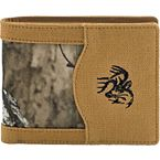 Men's High Impulse Canvas Bi-Fold Wallet at Legendary Whitetails