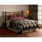 Fall Adventurer Bedding with Sham at Legendary Whitetails
