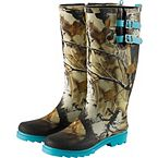 Women's Big Game Camo Storm Chaser Rain Boots at Legendary Whitetails