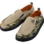 Men's God's Country Camo Canvas Loafer at Legendary Whitetails