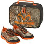 Boys Realtree Camo Eagle Athletic Shoes at Legendary Whitetails