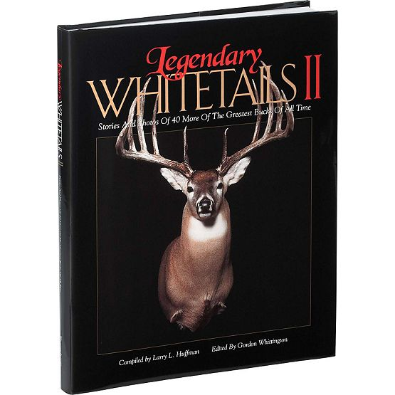 Legendary Whitetails Hunting Book Volume II at Legendary Whitetails