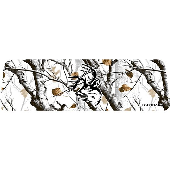 Big Game Full Camo Window Tint at Legendary Whitetails