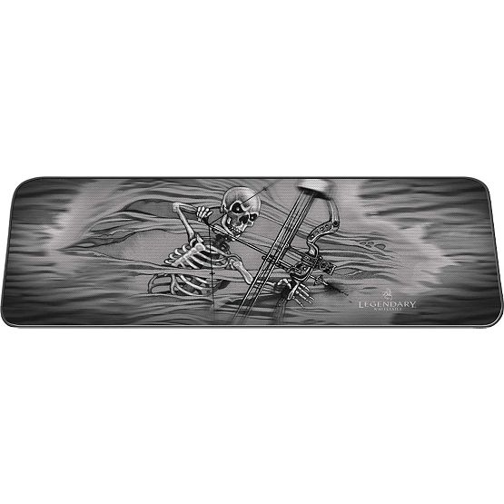 Mr. Bones Large Rear Truck Window Tint at Legendary Whitetails